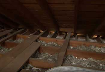 Crawl Space Cleaning Project | Attic Cleaning Irvine, CA